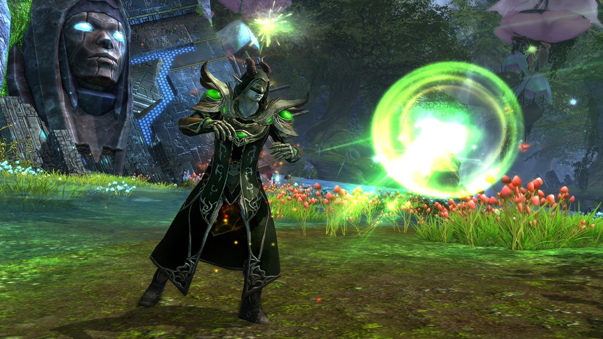 RIFT Gameplay Screenshot 1
