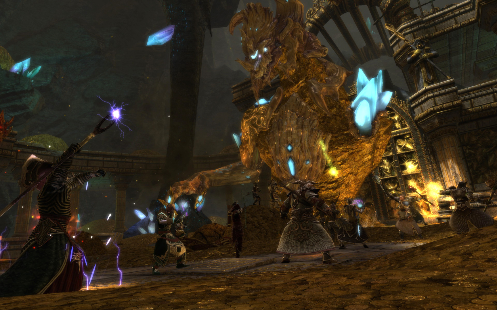 RIFT Gameplay Screenshot 3