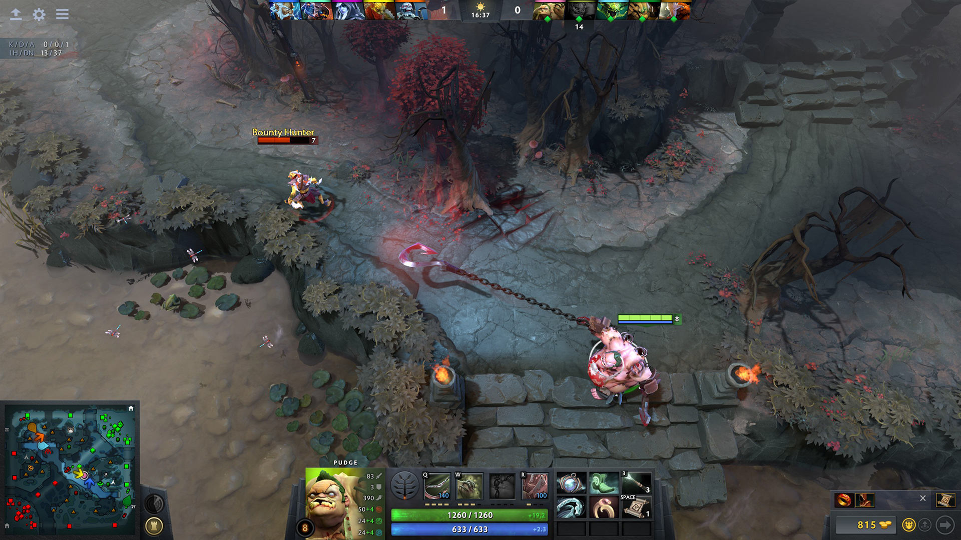 Dota 2 Gameplay Screenshot 4