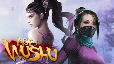 Age of Wushu - A free-to-play martial arts action MMORPG with a large open world and sandbox-like features.
