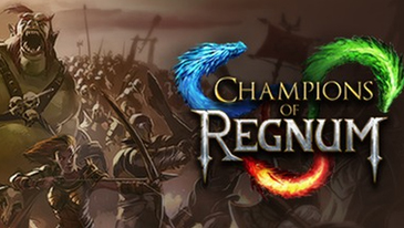 Champions of Regnum - A free to play, realm versus realm fantasy MMORPG.