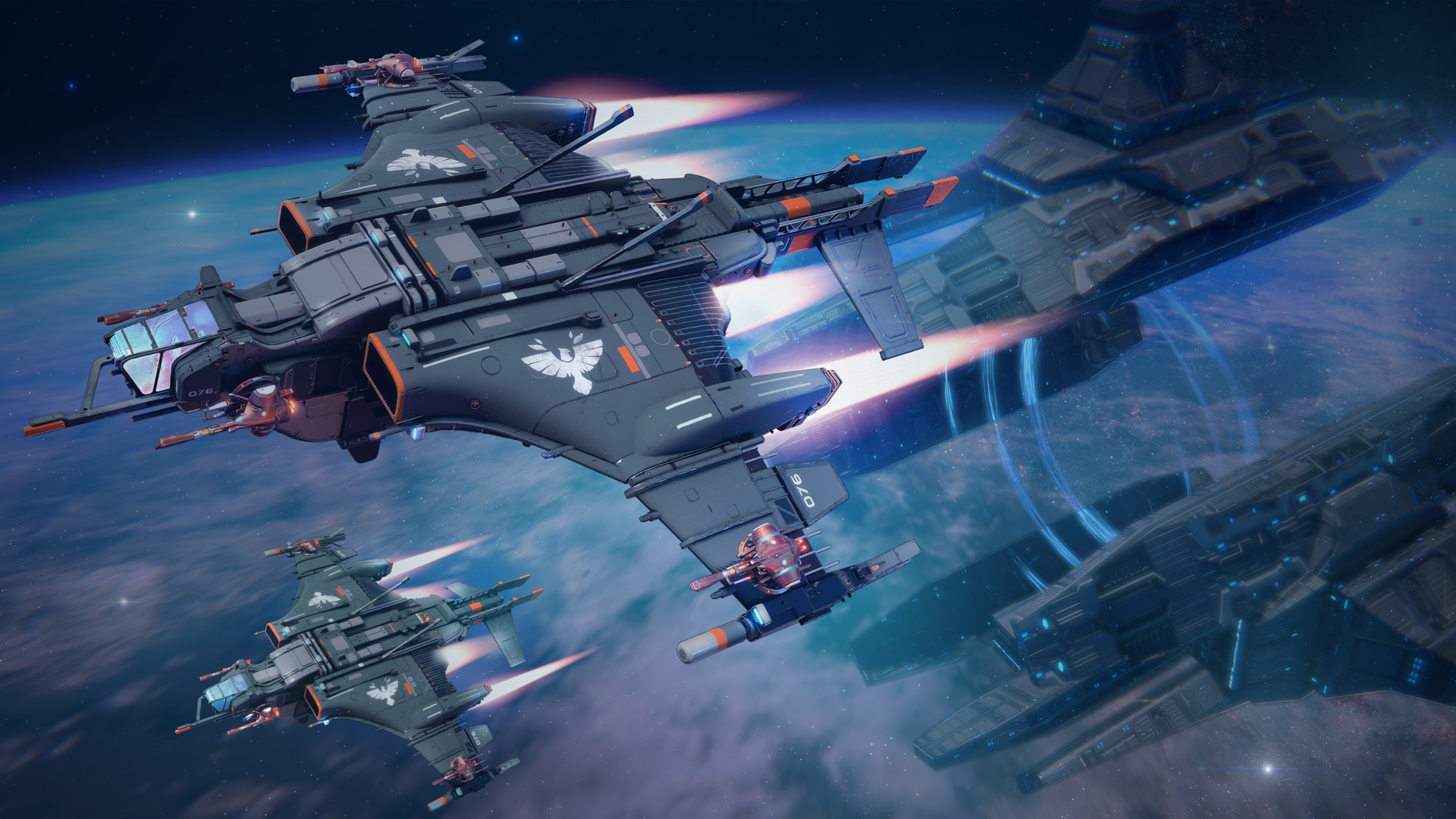 Star Conflict Gameplay Screenshot 1