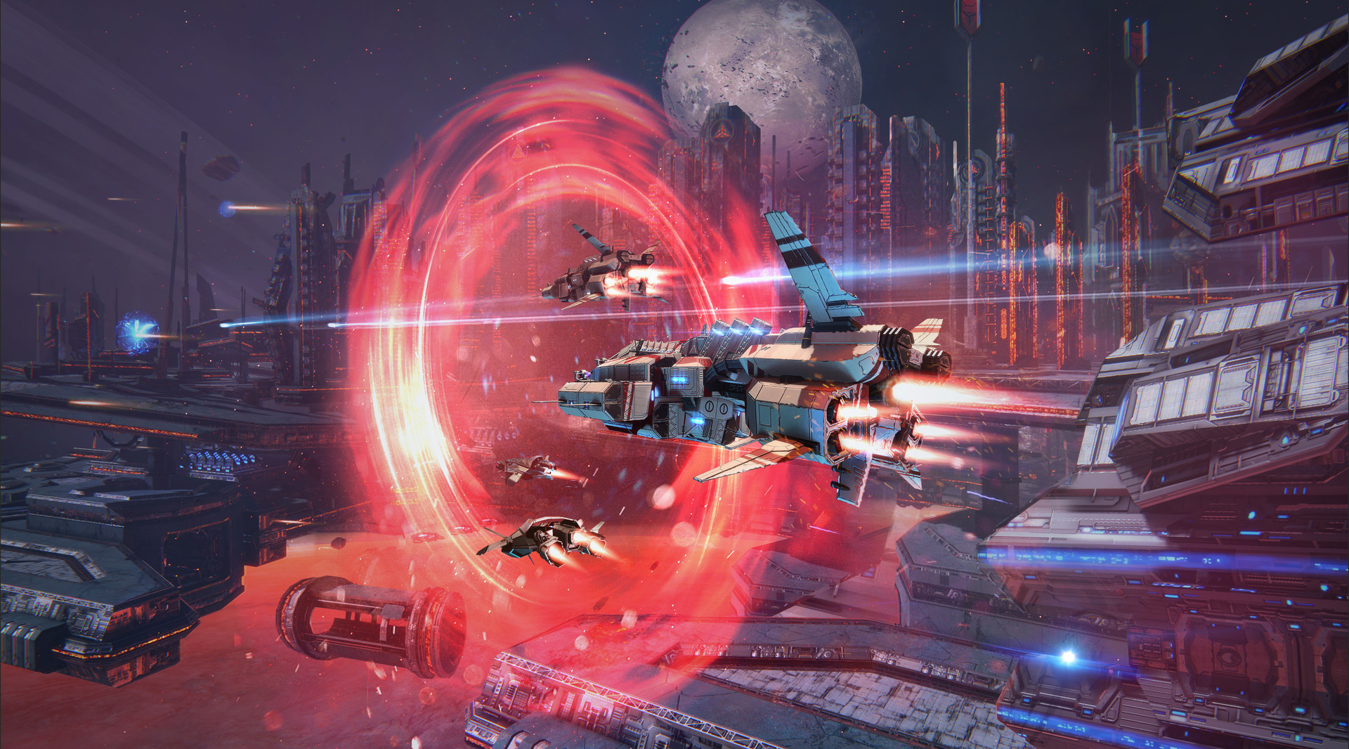 Star Conflict Gameplay Screenshot 2