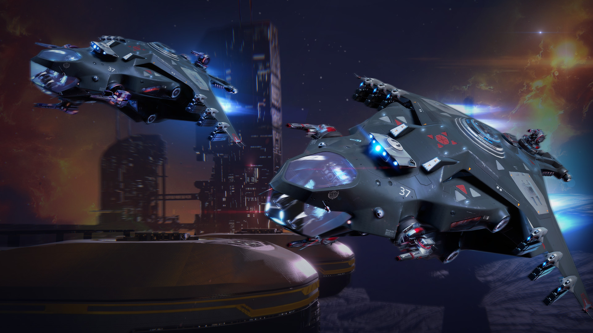 Star Conflict Gameplay Screenshot 3