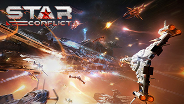 Star Conflict - A free to play action-packed MMO space simulation game.