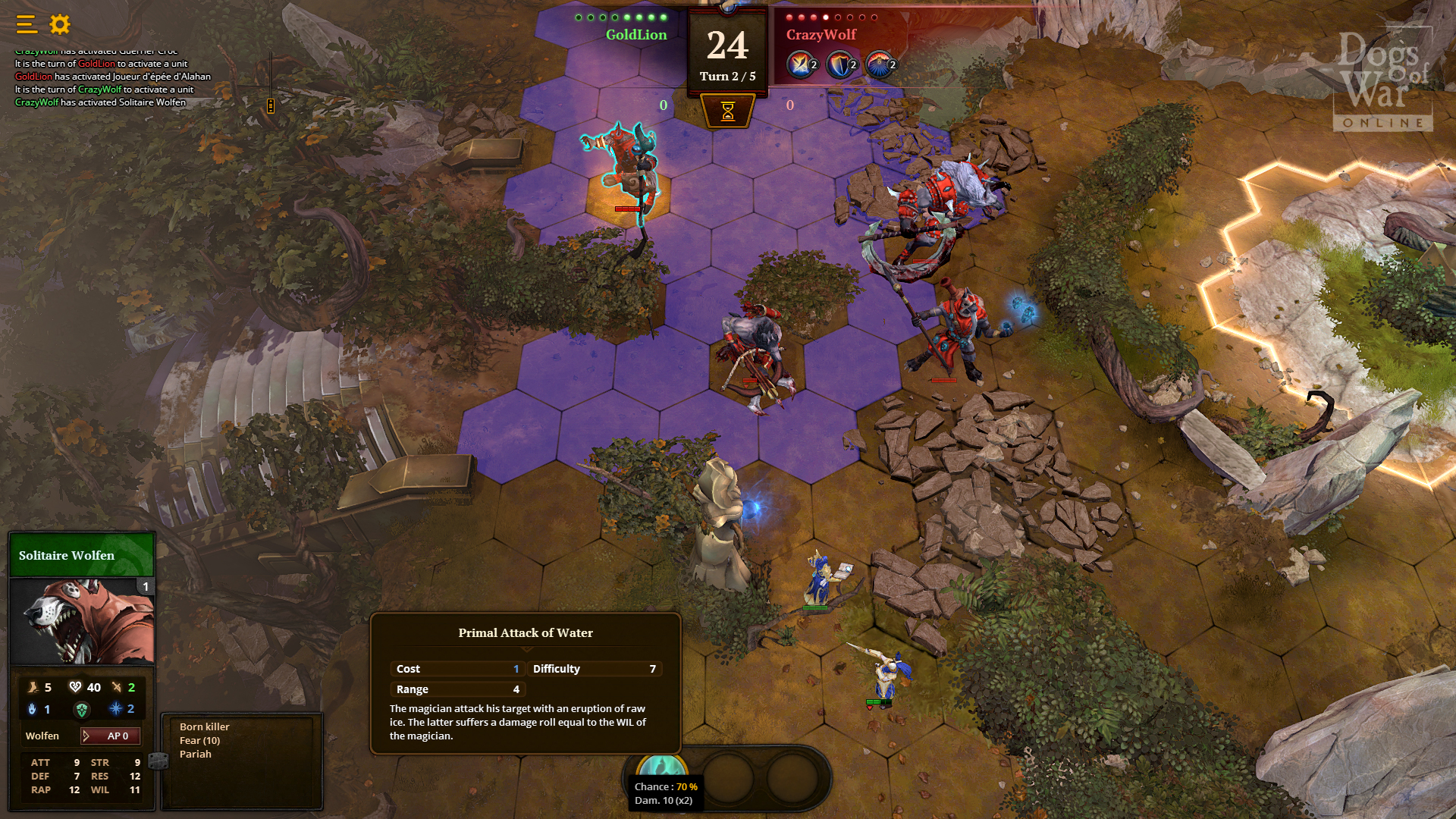 Dogs of War Online Gameplay Screenshot 3