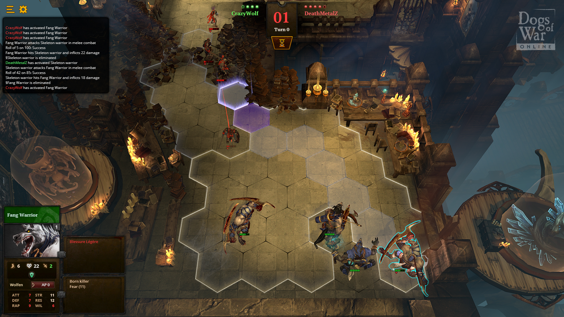 Dogs of War Online Gameplay Screenshot 4