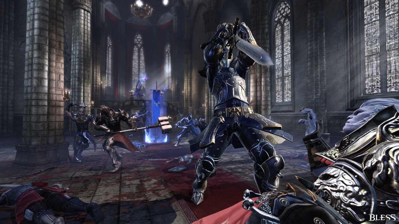 Bless Online Gameplay Screenshot 3