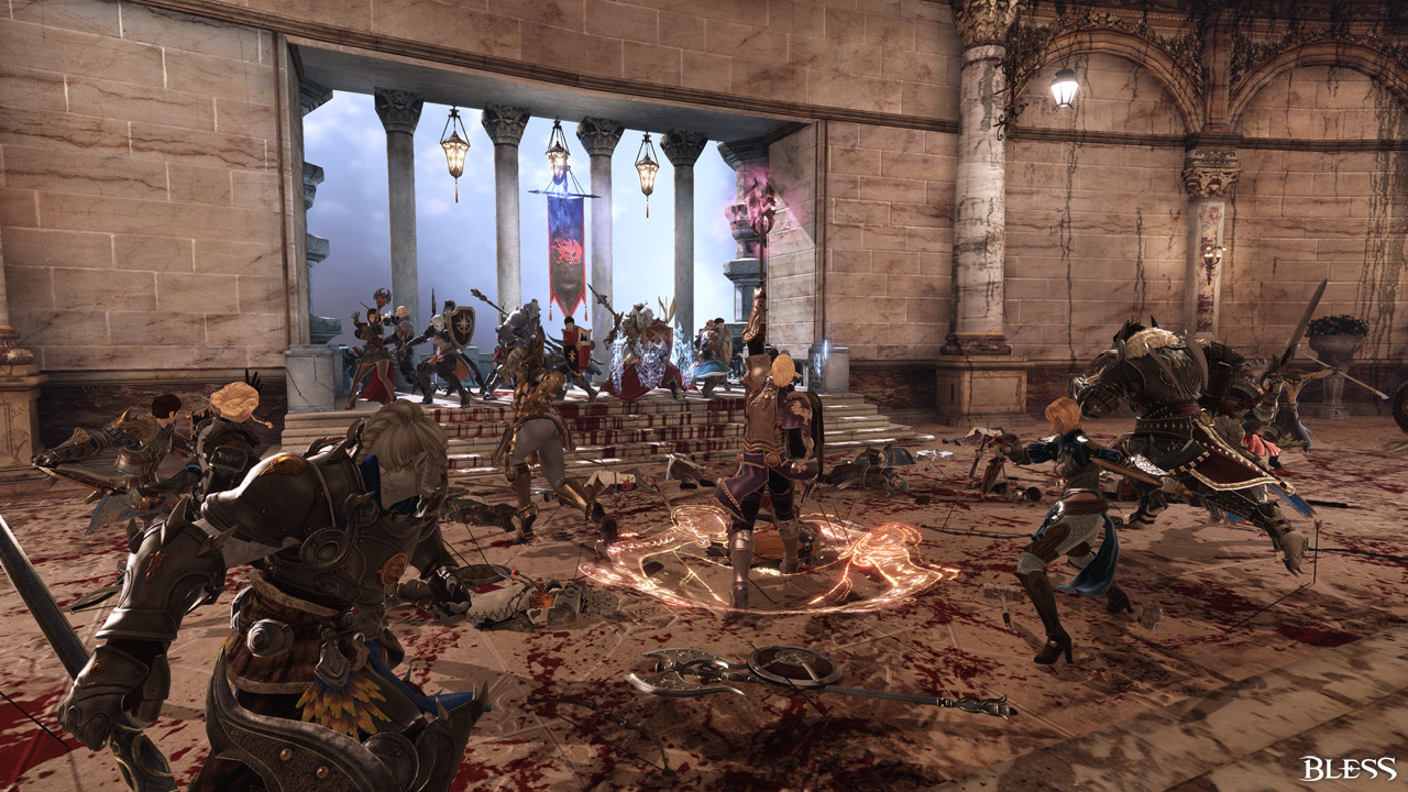 Bless Online Gameplay Screenshot 4