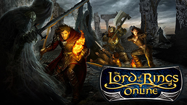 The Lord of the Rings Online - A free to play MMORPG set in the world of J.R.R. Tolkien