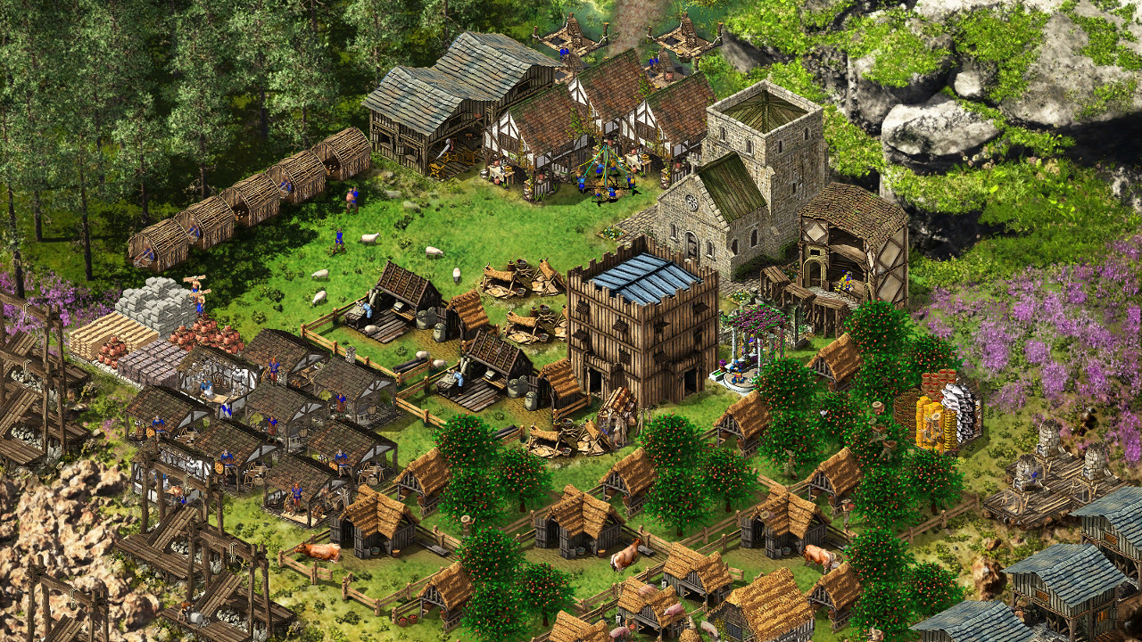 Stronghold Kingdoms Gameplay Screenshot 1