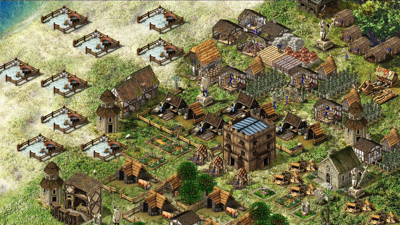 Stronghold Kingdoms Gameplay Screenshot 2