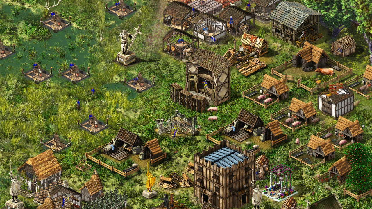 Stronghold Kingdoms Gameplay Screenshot 4