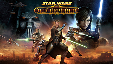 Star Wars: The Old Republic - A 3D sci-fi MMORPG based on the popular Star Wars universe and brought to you by Bioware.