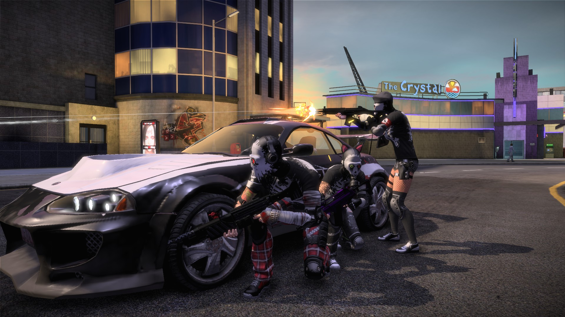 APB Reloaded Gameplay Screenshot 1