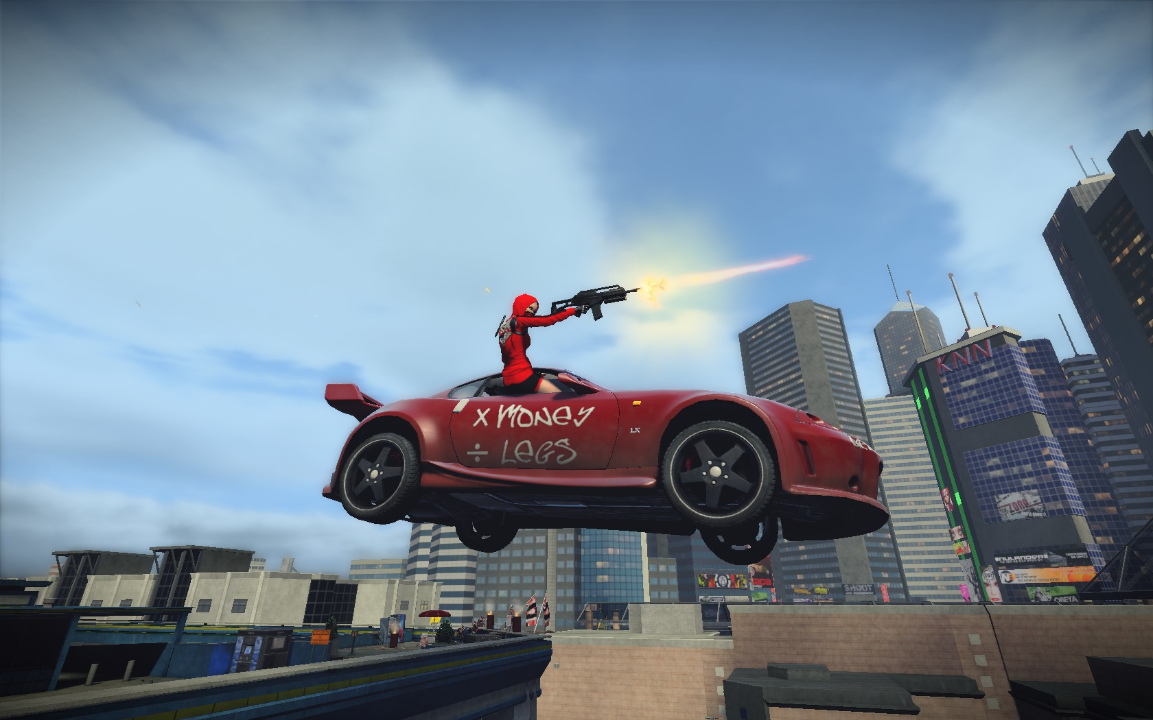 APB Reloaded Gameplay Screenshot 2