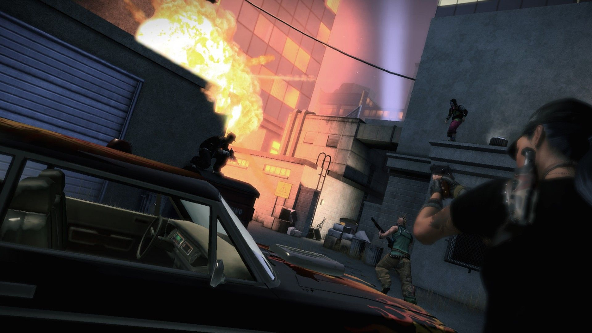 APB Reloaded Gameplay Screenshot 3