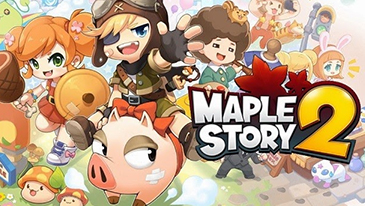 MapleStory 2 - Sequel to Nexon