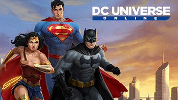 DC Universe Online - A free-to-play, comics based MMORPG set in the popular DC Comics universe.