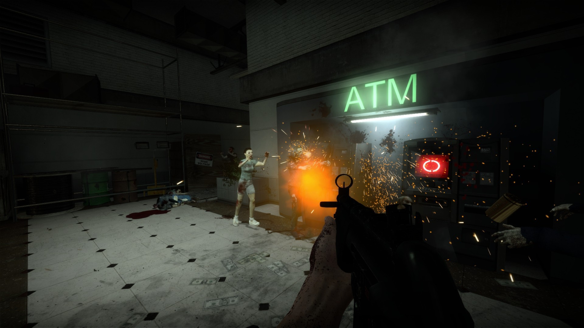 No More Room in Hell Gameplay Screenshot 3