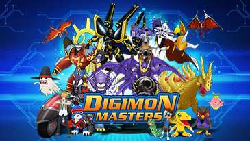 Digimon Masters Online - A free to play 3D MMORPG based on the popular Digimon franchise.