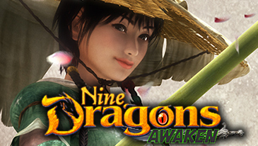 9Dragons - A martial arts themed MMORPG set in China during the Ming Dynasty.