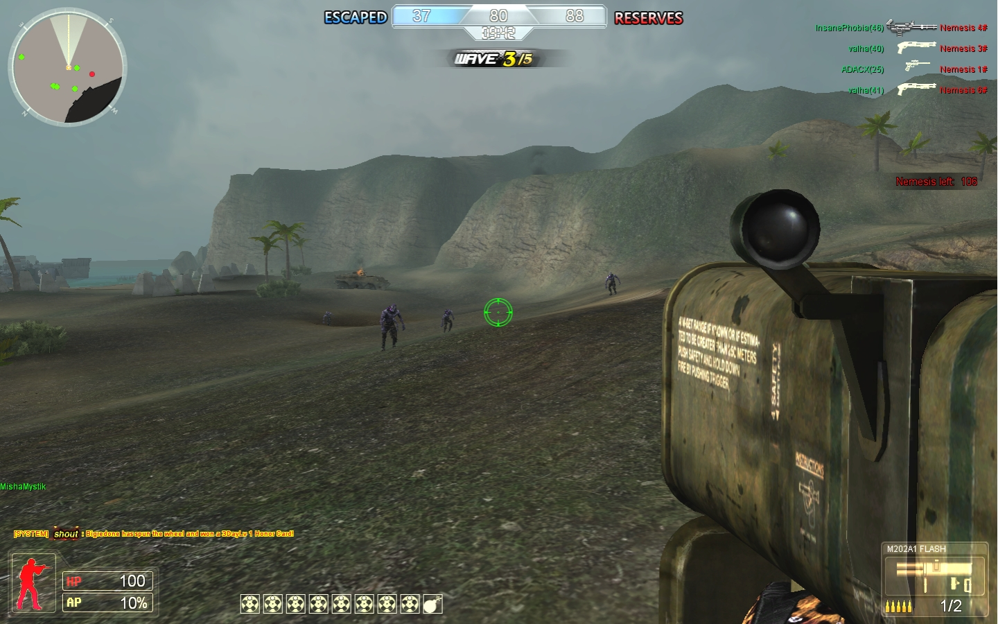 Mission Against Terror Gameplay Screenshot 1
