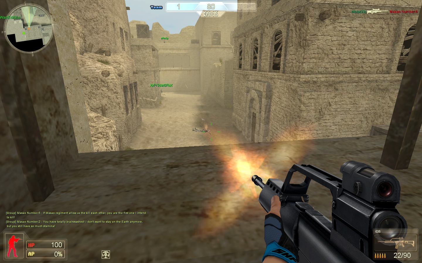 Mission Against Terror Gameplay Screenshot 3