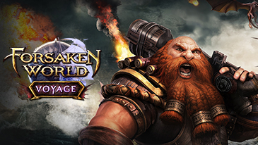 Forsaken World - A free to play MMORPG from Perfect World Entertainment set in a PvP world featuring vampires!