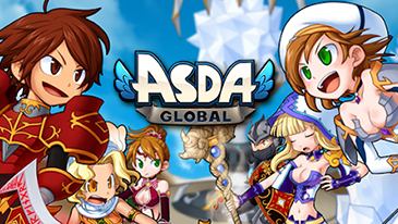 Asda Global - A 3D anime-inspired fantasy MMORPG and is the successor to the original Asda Story.