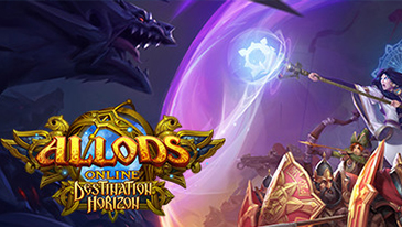 "Allods Online - A fantasy MMORPG that follows more traditional ""World of Warcraft-like"" MMO traditions."