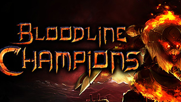 Bloodline Champions - Free-to-Play Moba game where players engage in short battles of up to ten players divided into two teams.