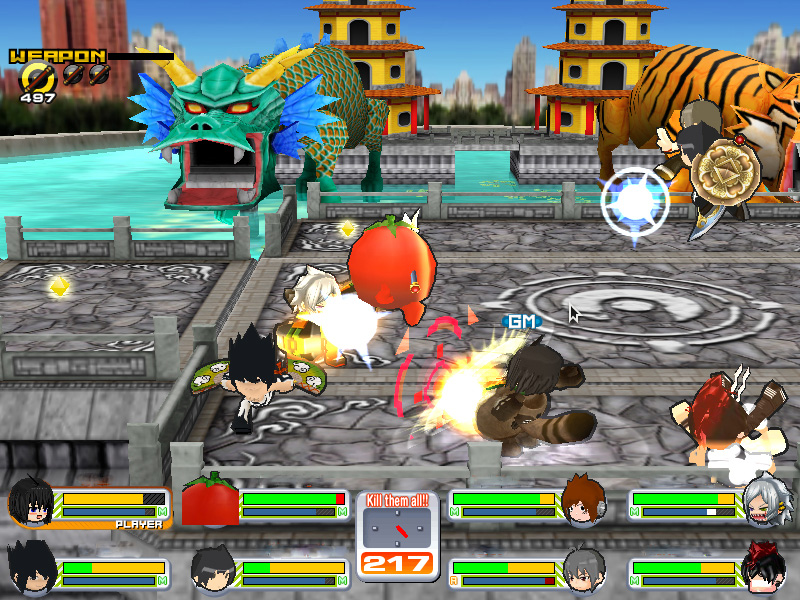 GetAmped 2 Gameplay Screenshot 1