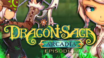 Dragon Saga - A free to play arcade­-style side­-scrolling 3D MMORPG.