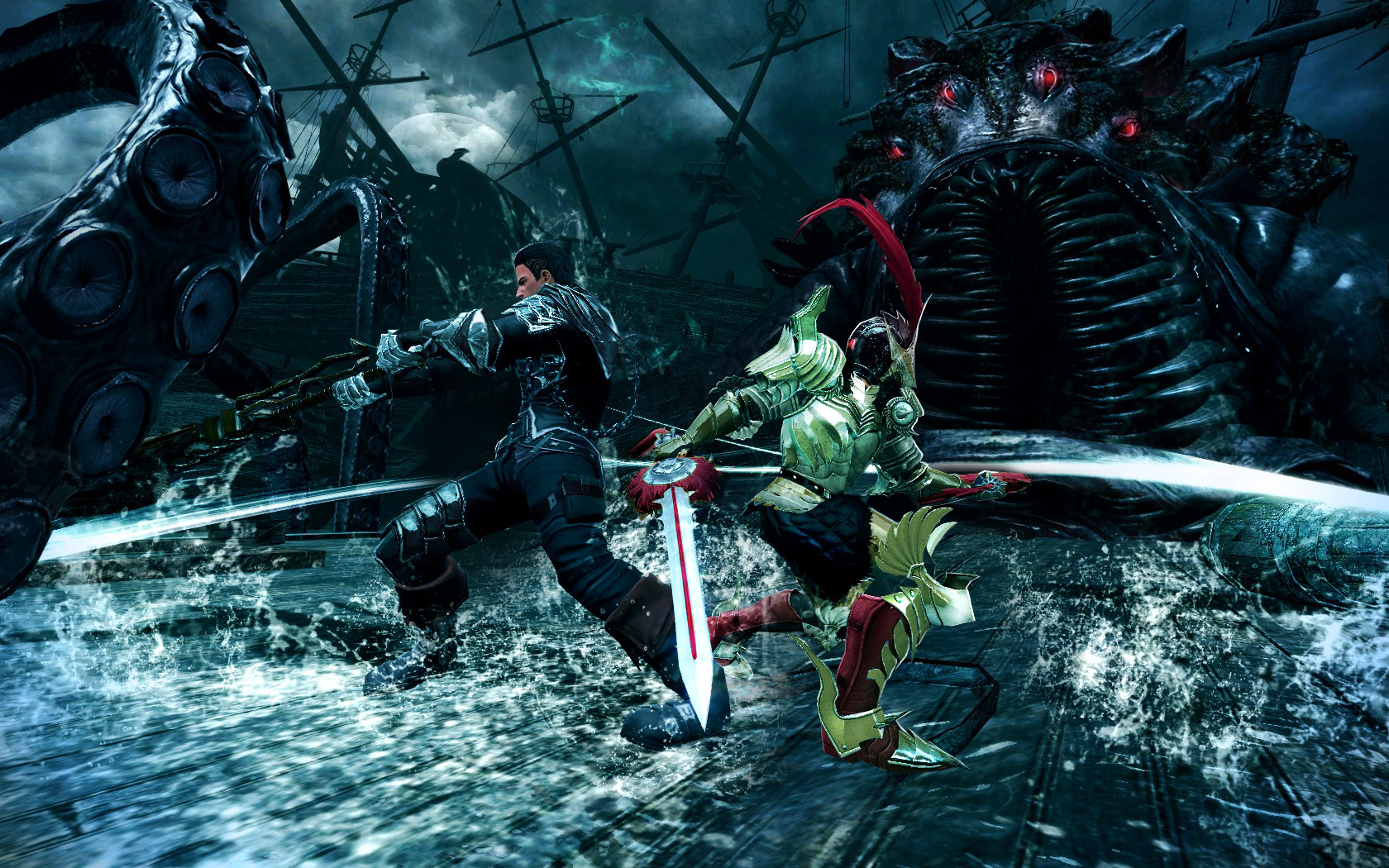 Vindictus Gameplay Screenshot 4