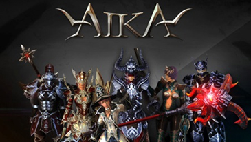 Aika Online - A free-to-play MMORPG with large scale PvP battles.