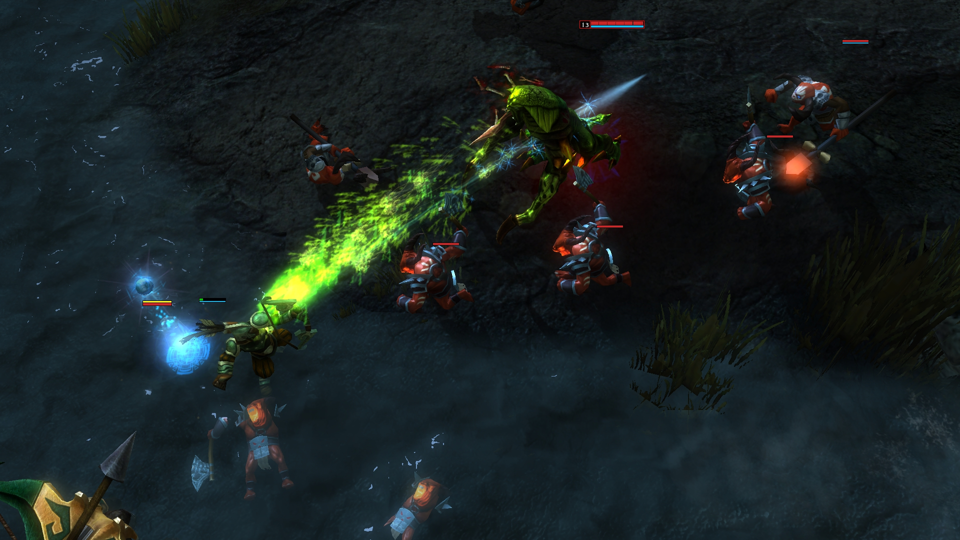 Heroes of Newerth Gameplay Screenshot 1