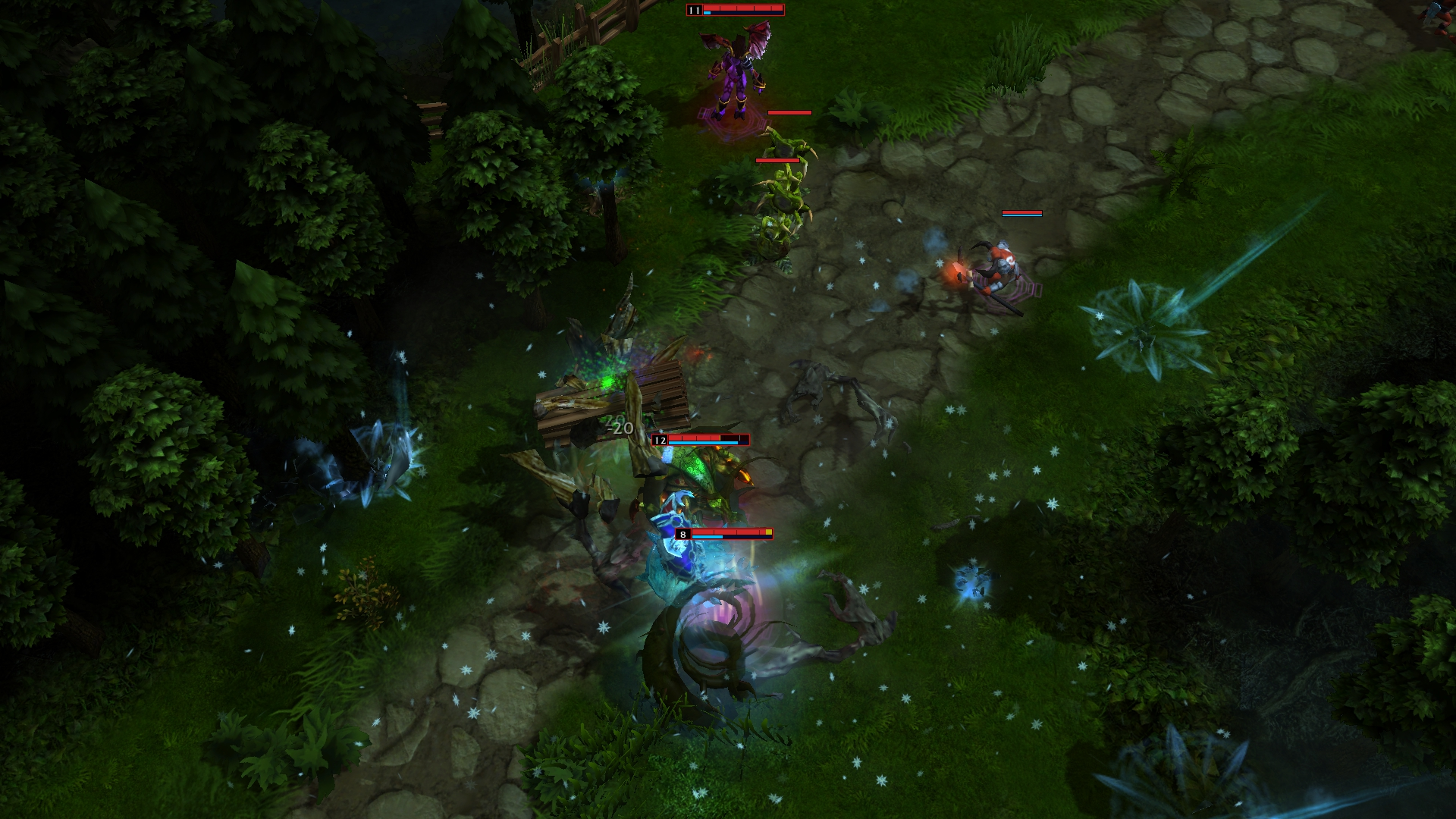 Heroes of Newerth Gameplay Screenshot 2