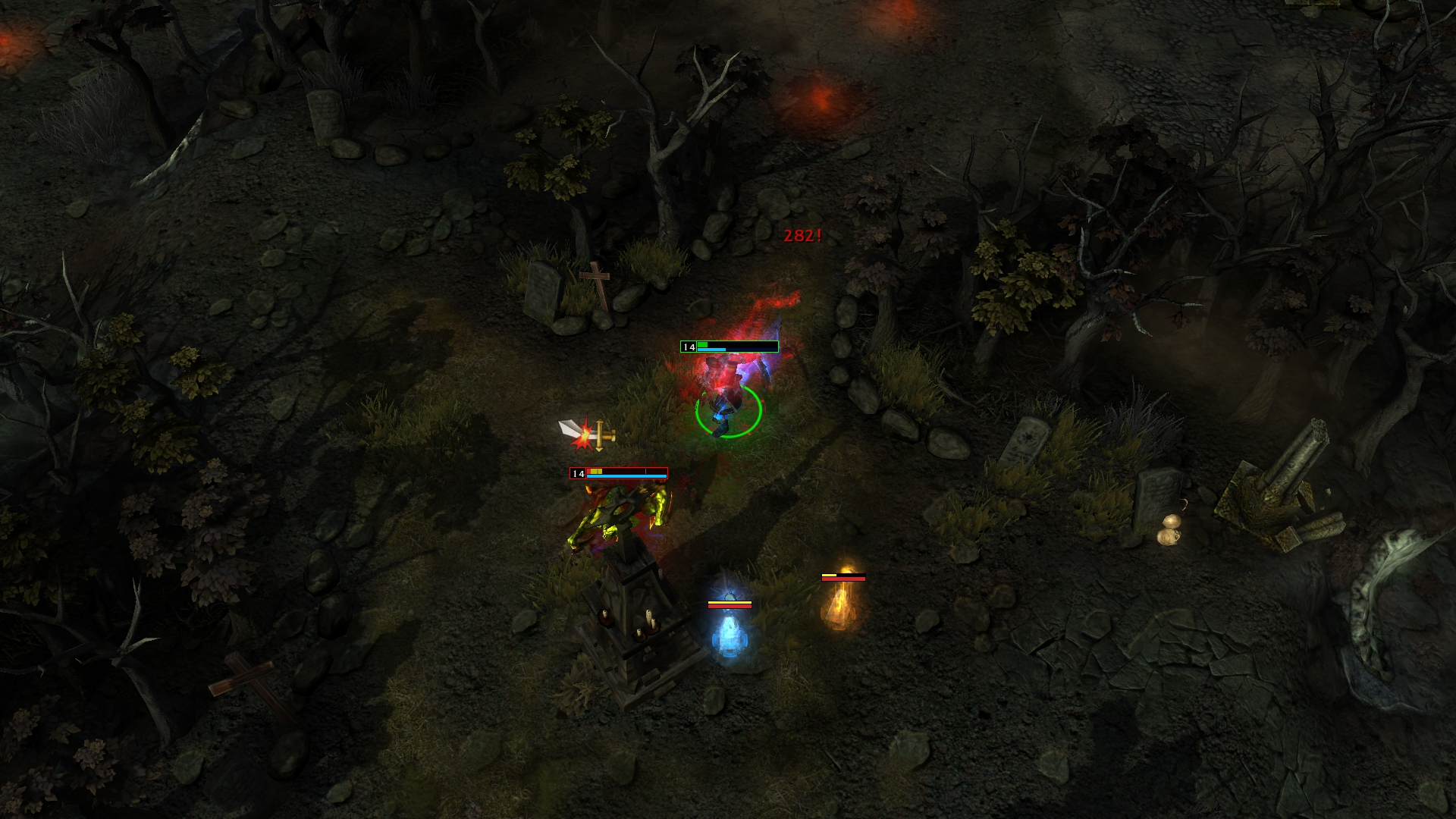 Heroes of Newerth Gameplay Screenshot 3