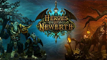 Heroes of Newerth - A free-to-play MOBA game originally created by S2 Games.