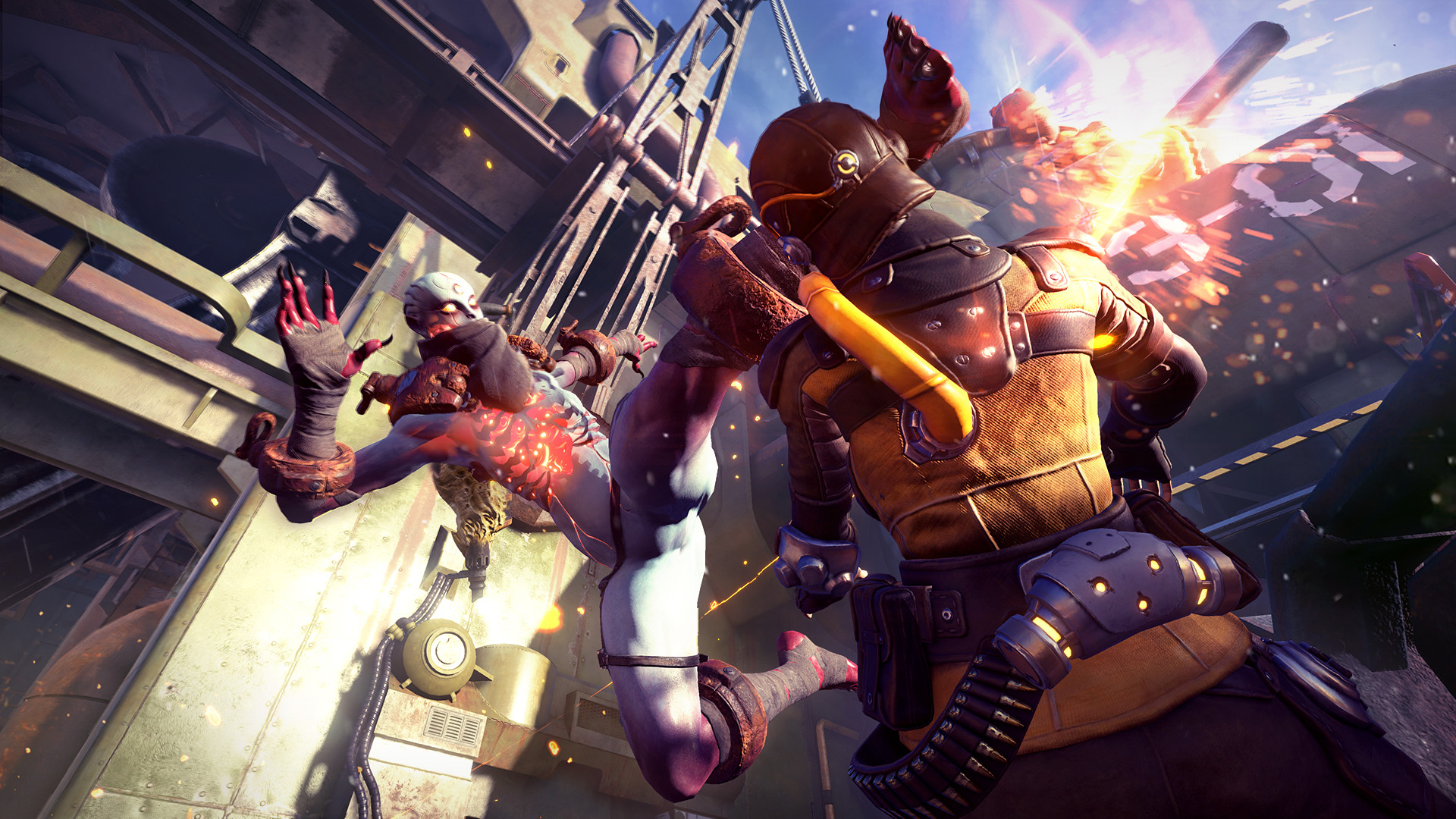 Spacelords Gameplay Screenshot 1