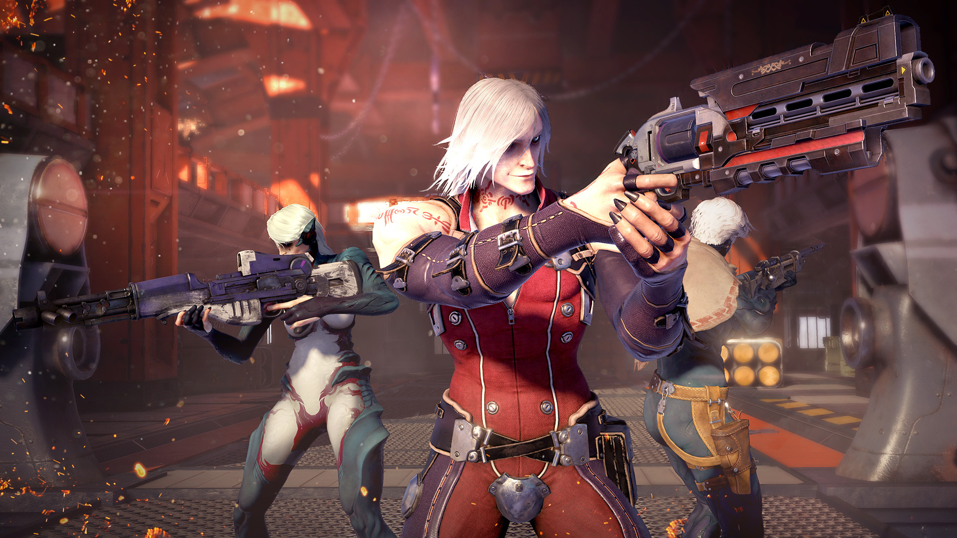 Spacelords Gameplay Screenshot 2