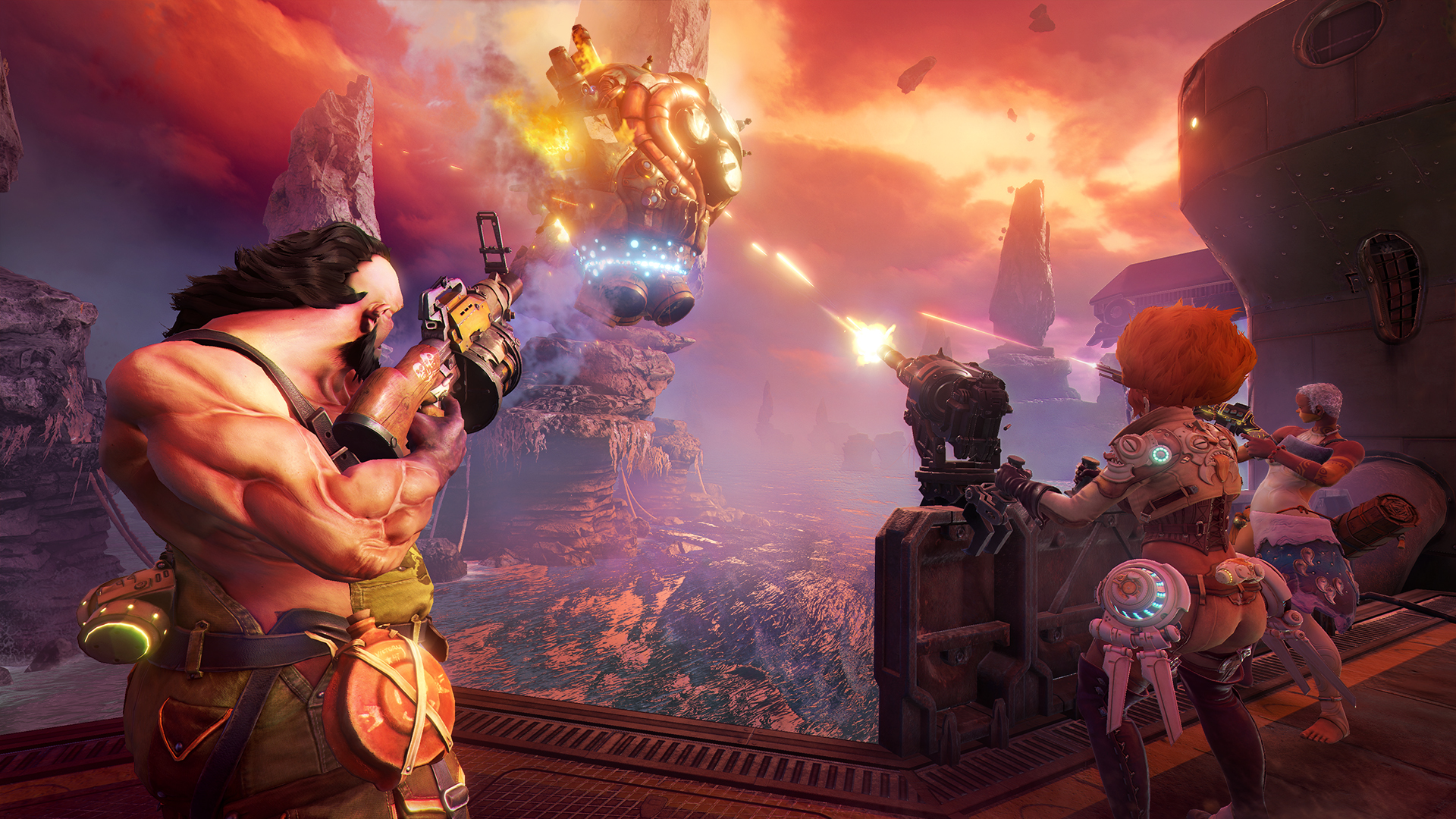 Spacelords Gameplay Screenshot 3