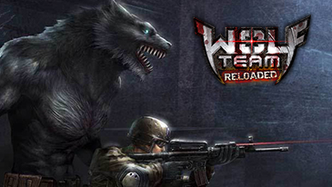 WolfTeam - A free to play MMOFPS with a twist.