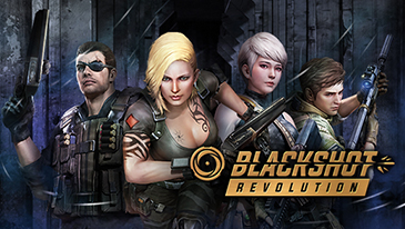 BlackShot: Revolution - Get thrown into the fast-paced action of a virtual war zone and compete against other players.