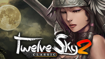 Twelve Sky 2 - There's a lot of world to explore in this fantasy MMORPG!