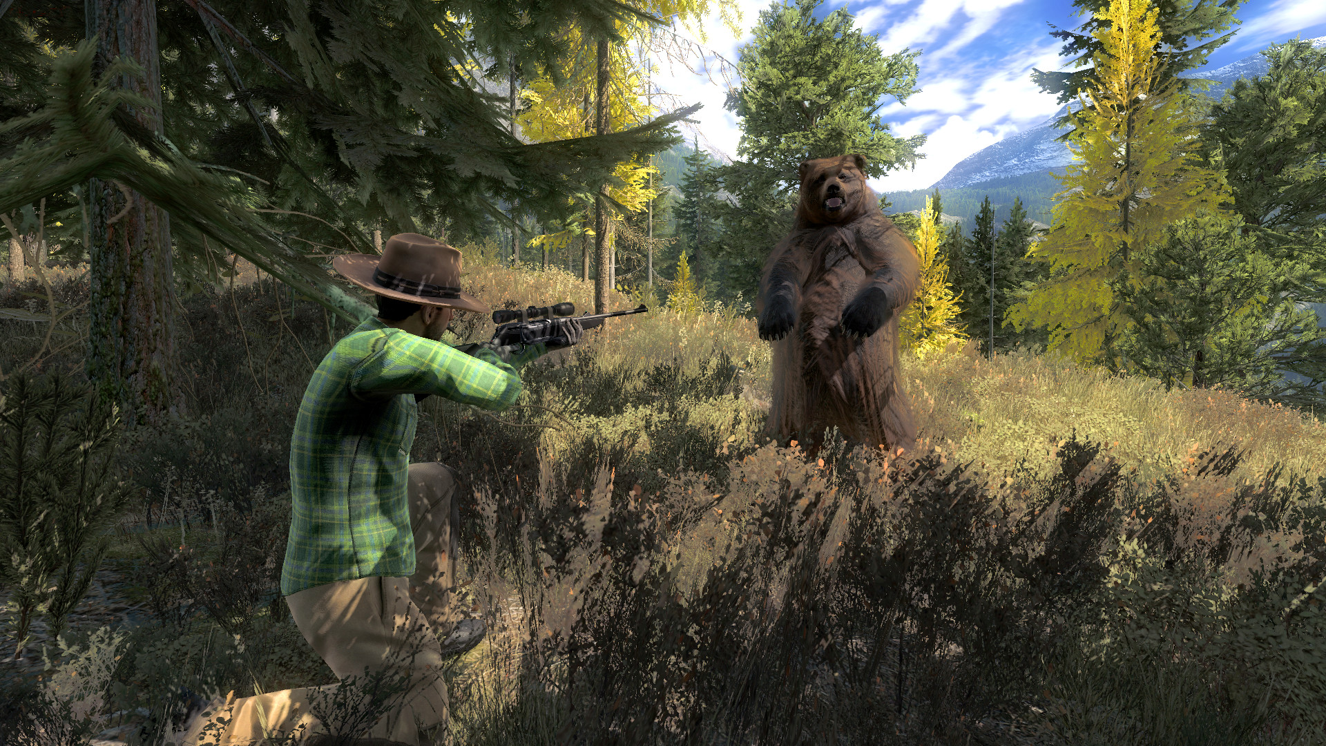 theHunter Gameplay Screenshot 1