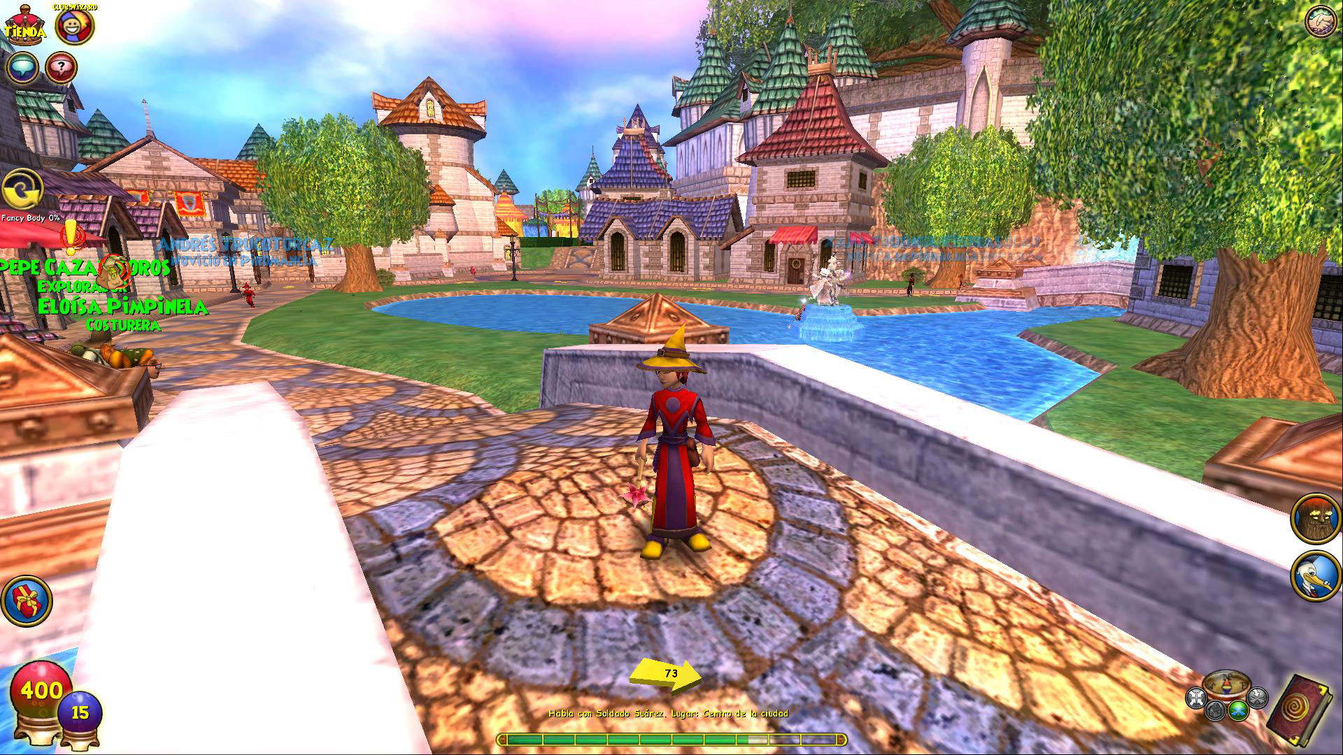 Wizard101 Gameplay Screenshot 4