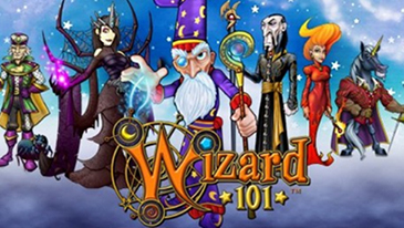 Wizard101 - A free to play MMORPG set in the magical Wizard school.