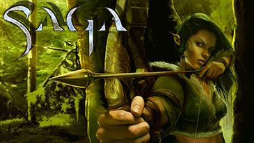 Saga - A free-to-play MMORTS that also features city-building and trading card games.